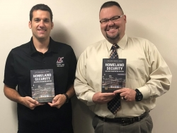 Dr. Ryan Baggett and Dr. Brian Simpkins, Book Co-Authors